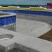 Belize San Pedro Condos Pool Under Construction