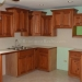Belize San Pedro Condos Solid wood Kitchen Cabinets
