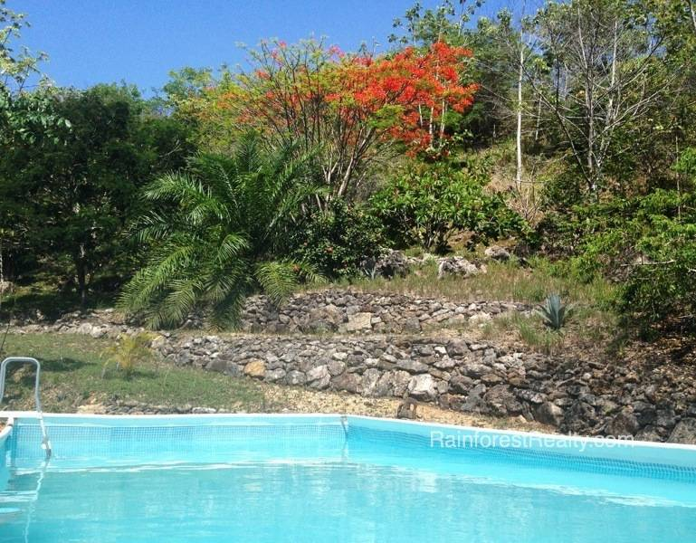 Belize Coastal Road Home On 224 Acres Near The Southern Lagoon