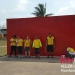 Keller Williams Belize BB Court Painting with our Mormon Friends 31