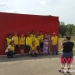 Keller Williams Belize BB Court Painting with our Mormon Friends 37