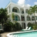 Belize Resort for Sale San Pedro-pool-garden1