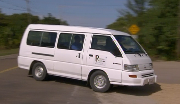 rainforest realty shuttle service
