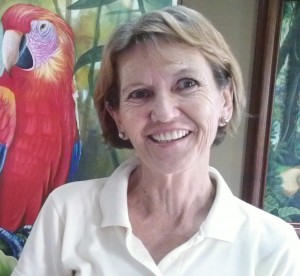 Ginny Ophof Belize Rainforest Realty Realtor and Producer of Belize Talk Radio