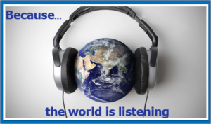 Belize Radio Because the World is Listening