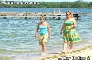 Why Belize 2 with Macarena Rose featuring Belize Central America