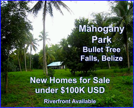 Mahogany Park Homes under $100K USD