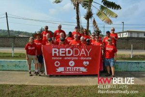Belize Keller Williams RED DAY TEAM