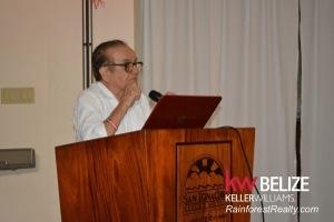Don Hector Silva Speaking