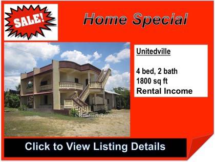 Home with Rental income in Unitedville