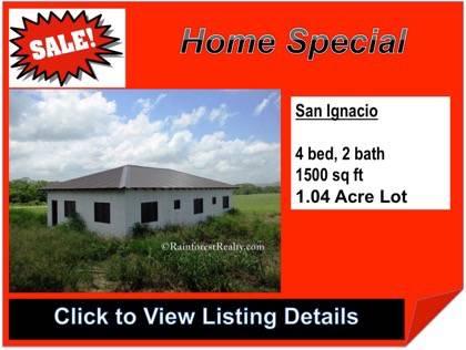 New Home in San Ignacio