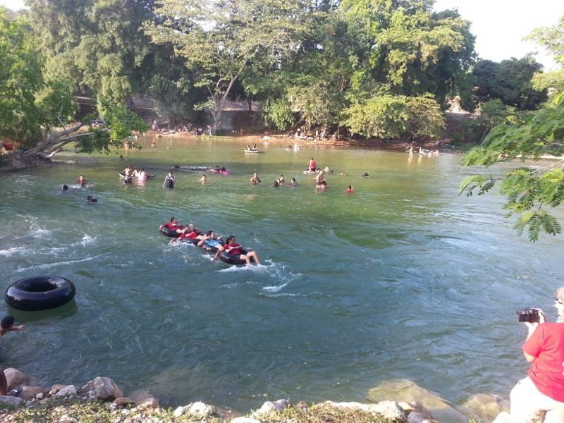 belize-river-tubing