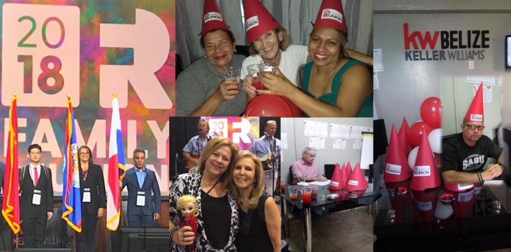 2018 Keller Williams Family Reunion Belize Real Estate