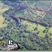Belize Eco Resort for Sale - Aerial View of Property Lines