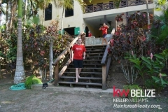 KW BELIZE Grand Opening - Fun at the River