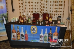 KW BELIZE Grand Opening - Sponsors Tables
