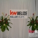 KW BELIZE Grand Opening Team Pictures with KW Sign 2