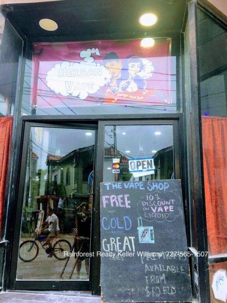 Off-Market: Belize Business Vape Shop San Pedro Town for Sale