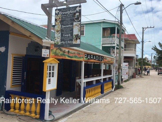 Business For Sale On Caye Caulker Island In Belize