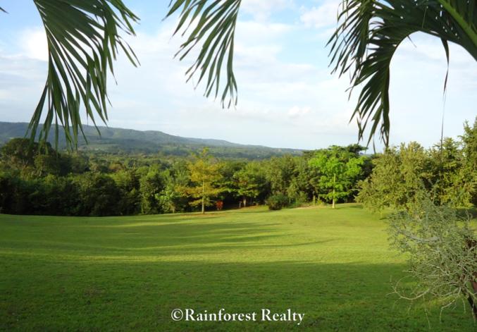 Belize Estate for Sale San Ignacio Grounds
