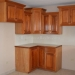 Belize San Pedro Condos Wood Cabinet Kitchen
