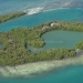 View of Belize Island property for sale