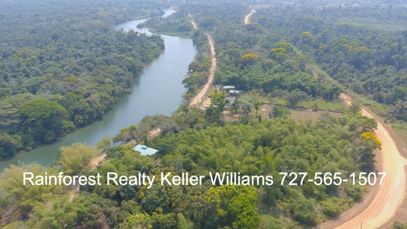 Belize Sittee River Land for Sale