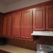 Cabinetry in lower residence
