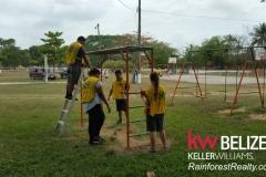 KW Belize Mormon REDDAY Volunteers
