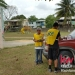 Keller Williams Belize BB Court Painting with our Mormon Friends 25