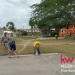 Keller Williams Belize BB Court Painting with our Mormon Friends 6