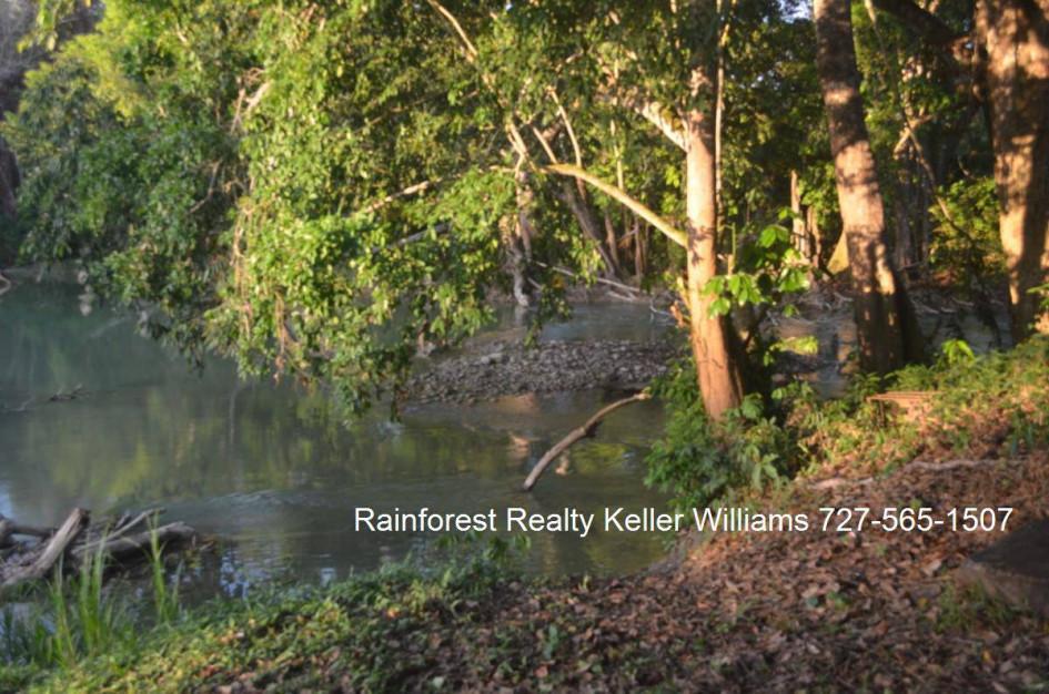 Belize Riverfront Property For Sale