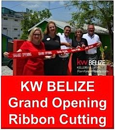 KW Belize Ribbon Cutting button