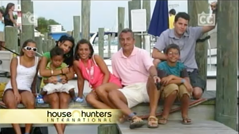 House Hunters International with Macarena Rose and Julius