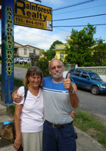 Belize Rainforest Realty Testimonials : Mike and Jenny UK
