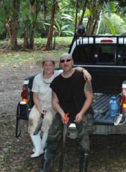 Belize Rainforest Realty Testimonials - Paul and Klod