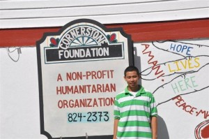 Belize Cornerstone Foundation Omar