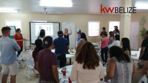 Belize San Pedro KWKC Quantum Leap Class