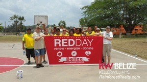 Keller Williams Belize REDDAY : Mormon Missionaries