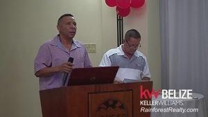 Belize Twin Towns Mayor Earl Trapp