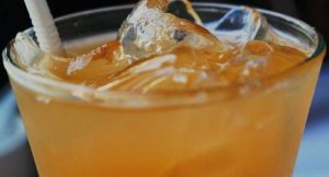 Tamarind Juice Glass