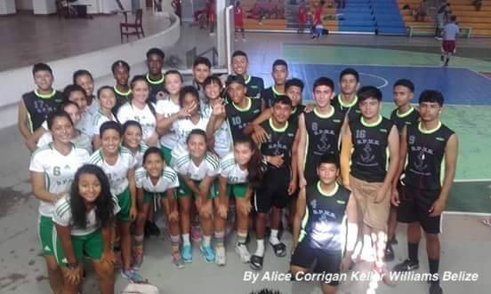 Sports in Belize Basketball